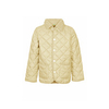 Jackets & Coats Benetton Kids Quilted Jacket in Cream