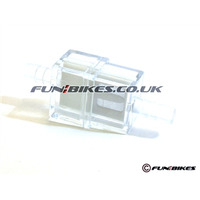 Fuel Tanks / Fuel Filters  - Fuel Filter - White