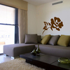 Home Wall Stickers Rose 01 Wall Sticker