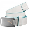 Fitted Golf Belt White SS14