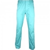 Clothing > Trousers Pure Chino Golf Trousers Aqua AW14