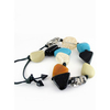 Fashion Jewellery Multicoloured chunky bids necklace