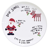 Personalised Plate for Santa