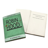 Personalised Robin Hood Novel