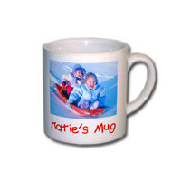 Photo Gifts  - Small Photo Mug