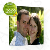 Photo Gifts  - Square Photo Canvas