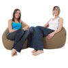 Furniture Bean bags Faux Suede Large Classic Bean Bags