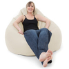 Furniture Bean bags Real Leather Jumbo Flob A Dob©  Bean bags