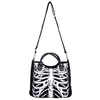 Accessories > Bags & Backpacks Banned Glow in the dark Ribcage Handbag