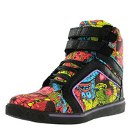 Women > Shoes > Boots and Hightops  - Iron Fist Ladies Monster In My Pocket High Tops