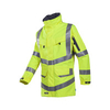 Jackets Sioen Mildura 703 High Vis Waterproof Jacket