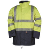 Flame Retardant Siostart 9464 Marex FR AST High Vis Yellow Jacket