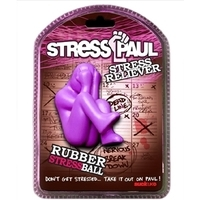 Novelty Gifts  - Stress Paul - Stress Ball Toy