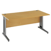 Office Desks > Computer & Office Desks > Rectangular Largo Rectangular Desk with Cable Managed Legs