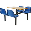 Canteen Furniture > Fast Food Seating Mx Canteen Seating Unit