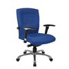 Office Chairs > Ergonomic Office Chairs > Wind Up Lumbar Wave Ergonomic Medium Back Task Chair
