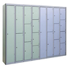 Office Storage > Lockers > Metal Wet Area Laminate Door Locker