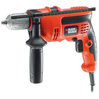 Interiors > Power Tools > Corded Drills  - Black & Decker KR604CRESK 600W Variable Speed Corded Hammer Drill