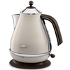 Delonghi Icona Vintage Jug Kettle - Cream