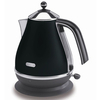 Delonghi Icona Vintage Jug Kettle - Matt Black