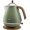 Delonghi Icona Vintage Jug Kettle - Olive Green