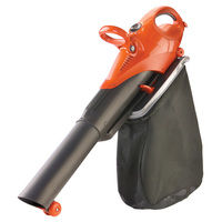 Garden & Outdoors > Garden Machinery > Leaf Blowers & Garden Vacs  - Flymo Scirocco Electric Garden Vac