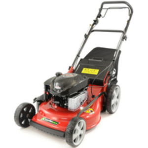 Gardencare LM51SP 51cm/20 Self-Propelled 3 in 1 Petrol Lawnmower with Briggs & Stratton Engine