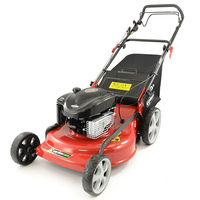 "Garden & Outdoors > Garden Machinery > Petrol Lawnmowers  - Gardencare LM56SP 56cm/22"" Self-Propelled 3 in 1 Petrol Lawnmower with Briggs & Stratton Engine"