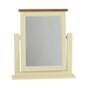 Gloucester Cream & Pine Single Mirror