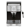 Electrical Appliances > Coffee Makers > Ground Coffee Makers Krups Precise Tamp Pump Espresso Machine - Black (XP5210)