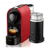 Electrical Appliances > Coffee Makers > Nespresso Coffee Makers Krups U Nespresso with Aeroccino - Matt Red (XN2505AP)