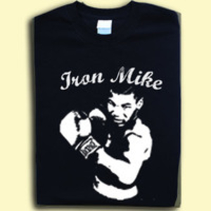 Sporting T-Shirts>Boxing T-Shirts  - MIKE TYSON inspired boxing T-shirt