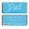 The Best Dad Chocolate Bar