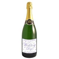 Wedding Gifts > Bride & Groom  - Wedding Day Champagne