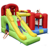 Kids Bouncy Castles Duplay 12ft Tunnel and Slide Fun Bouncy Castle
