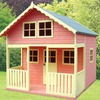 Children's Playhouses Wooden Playhouse Shire Lodge