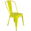 Bar Stools Yellow Xavier Pauchard Tolix Style Dining Chair