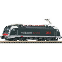 Model Railways > N Scale > Locomotives > Austria > Diesel & Electric  - OBB Rh1216 World Record Electric Loco VI (DCC Sound)