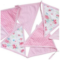Baby and Child > Fabric Accessories  - Girls Bunting