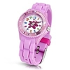 Watches Jo Pink Silicon Strap Watch