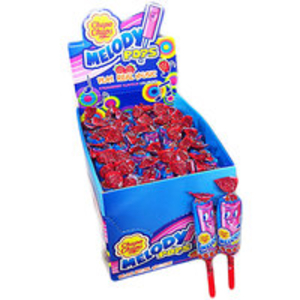 Sweets > Retro Sweets  - Melody Pops - 48 Count