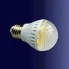 E27 LED Bulb,  screw cap,  5.5W (40W equivalent)