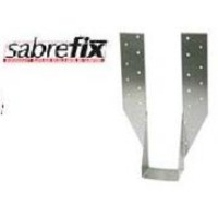 Building & Fencing Products > Joist Hangers > Jiffy Joist Hangers Standard Leg  - Jiffy Joist Hanger Standard Leg 100mm - each