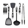 Farberware Tool & Gadgets 6 Piece Set Black