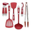 Farberware Tool & Gadgets 6 Piece Set Red