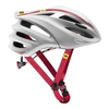 Helmets Syncro Road Cycling Helmet White/Red (2015)