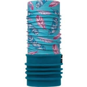 Buff Childrens Polar Buff Patterned Feathers Pool/Ocean