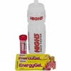 Cycle Bottle 750ml- Berry Zero 10 Tube + Energy Gel x2