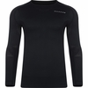 Dare 2 b Mens Zonal III Long Sleeve T-Shirt Black
