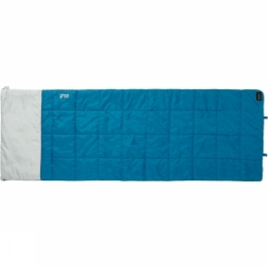 Sleeping Bags  - Jack Wolfskin 4-in-1 Blanket Dark Turquoise